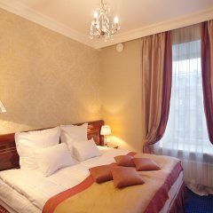 Бутик-Отель Золотой Треугольник 4* Номер Комфорт с различными типами кроватей фото 5