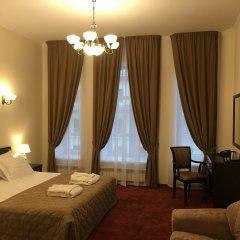 Мини-отель Соната на Невском 5 Номер Комфорт разные типы кроватей фото 3