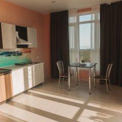 Апарт-Отель Тихая Бухта Стандартный номер с различными типами кроватей фото 2