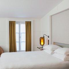 Отель Hôtel Opéra Richepanse 4* Люкс с различными типами кроватей
