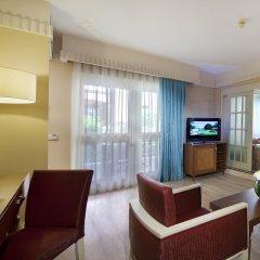 Euphoria Hotel Tekirova 5* Люкс с различными типами кроватей