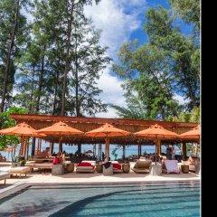 Отель Вилла The Regent Kamala Phuket by Sirilak бассейн