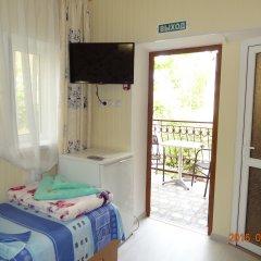 Гостевой Дом Золотая Рыбка Стандартный номер с различными типами кроватей фото 19