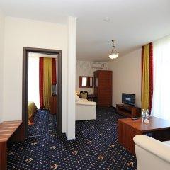 Парк-Отель и Пансионат Песочная бухта 4* Люкс с различными типами кроватей фото 2