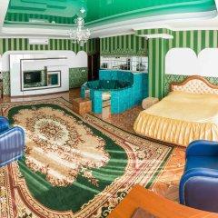 Гостиница Малибу Люкс с разными типами кроватей фото 4