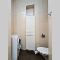 Апартаменты Luxury Voykovskaya Улучшенные апартаменты с разными типами кроватей фото 13