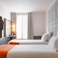 Отель Contact ALIZE MONTMARTRE 3* Стандартный номер с различными типами кроватей