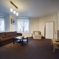 Гостиница Зона Комфорта Апартаменты с различными типами кроватей фото 9
