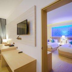 Курортный отель Crystal Wild Panwa Phuket 4* Стандартный номер с различными типами кроватей фото 8