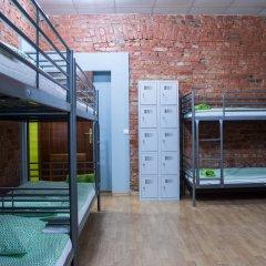 Хостел Amalienau Hostel&Apartments Кровать в общем номере с двухъярусными кроватями фото 8