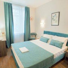 Мини-Отель Фар-фал-ле Стандартный номер с различными типами кроватей фото 16