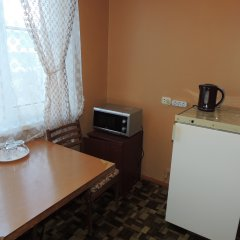 Гостиница Сансет 2* Номер с общей ванной комнатой с различными типами кроватей (общая ванная комната) фото 3