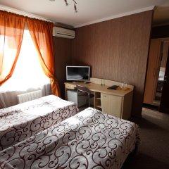 Гостиница Два крыла Стандартный номер с 2 отдельными кроватями фото 5