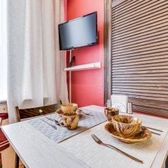 Апартаменты Sokroma Глобус Aparts Студия с различными типами кроватей фото 14