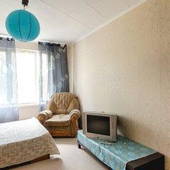 Апартаменты у метро Коломенская комната для гостей фото 4