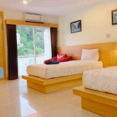 Отель Patong Eyes 3* Улучшенный номер с различными типами кроватей фото 7