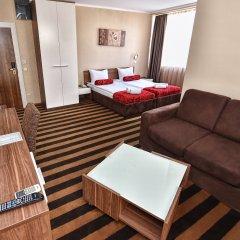 Отель Balkan Garni Сербия, Белград - 4 отзыва об отеле, цены и фото номеров - забронировать отель Balkan Garni онлайн комната для гостей фото 5