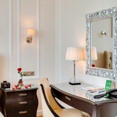 Гостиница Двухместный номер Делюкс с 1 кроватью ванная