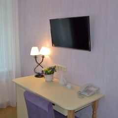 Гостиница Ajur 3* Апартаменты разные типы кроватей фото 9