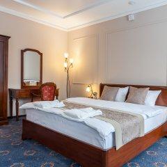 Парк-отель Сосновый Бор 4* Люкс повышенной комфортности с разными типами кроватей