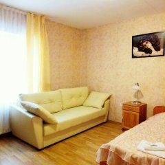 Гостиница Аксинья Стандартный семейный номер с двуспальной кроватью фото 3