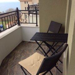 Отель Морской Гном Болгария, Бургас - отзывы, цены и фото номеров - забронировать отель Морской Гном онлайн балкон