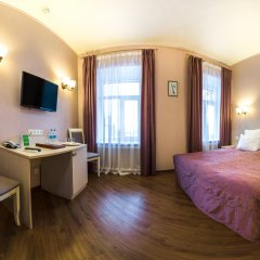Гостиница Гоголь Хауз Улучшенный номер с различными типами кроватей