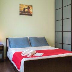 Апартаменты Lux on Serpuhovskaya комната для гостей фото 2