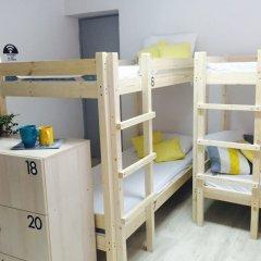 Хостел Dom Кровать в мужском общем номере с двухъярусными кроватями фото 4