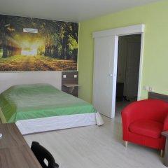 Гостиница Спутник 2* Стандартный номер разные типы кроватей фото 18