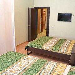 Апартаменты у Аквапарка Люкс с разными типами кроватей фото 32