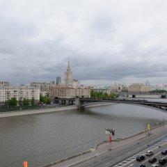 Апартаменты на Смоленской балкон