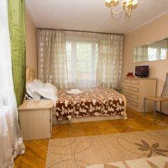 Апартаменты на Молодогвардейской 36/4 комната для гостей фото 3
