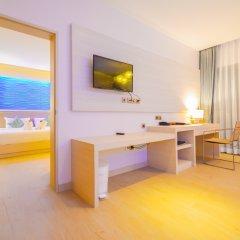 Курортный отель Crystal Wild Panwa Phuket 4* Стандартный номер с различными типами кроватей фото 7