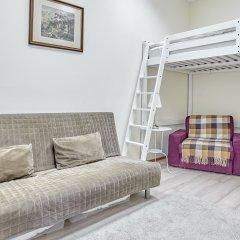 и Хостел Centeral Hotel & Hostel Стандартный семейный номер с разными типами кроватей (общая ванная комната) фото 3