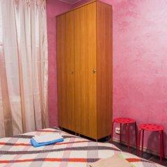 Хостел РусМитино Стандартный номер с двуспальной кроватью фото 3