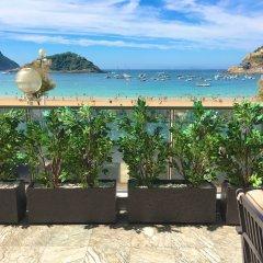 Отель The best in San Sebastian Испания, Сан-Себастьян - отзывы, цены и фото номеров - забронировать отель The best in San Sebastian онлайн балкон