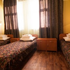Мини-отель на Электротехнической Стандартный номер с различными типами кроватей фото 13