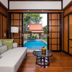 Banyan Tree Phuket Hotel 5* Вилла Делюкс разные типы кроватей фото 3