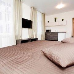 Апартаменты на Баумана Студия с различными типами кроватей фото 28