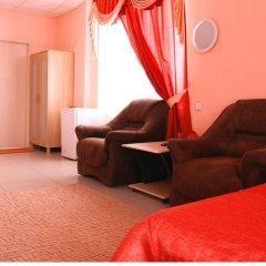 Гостиница Чайка в Барнауле 1 отзыв об отеле, цены и фото номеров - забронировать гостиницу Чайка онлайн Барнаул комната для гостей фото 3