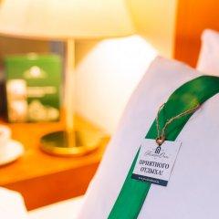 Президент Отель 4* Стандартный номер с различными типами кроватей фото 2