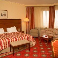 """Гостиница """"Президент-отель"""" 4* Улучшенный номер с различными типами кроватей"""