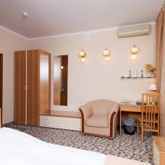 Гостиница Для Вас 4* Стандартный номер с двуспальной кроватью фото 14