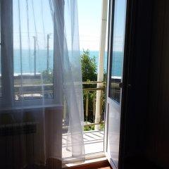 Апартаменты Семейный номер с видом на море балкон