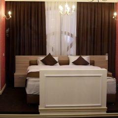 Мини-Отель City Life 2* Люкс разные типы кроватей