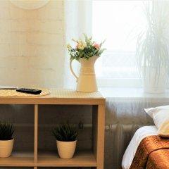 Мини-Отель Меланж Номер Комфорт с различными типами кроватей фото 7
