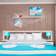 Гостевой дом Милотель Маргарита Улучшенный номер с разными типами кроватей фото 5