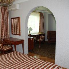 Гостиница Даниловская 4* Полулюкс двуспальная кровать фото 2