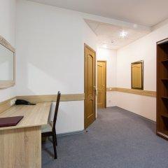 Мини-Отель Новотех Стандартный номер с различными типами кроватей фото 11